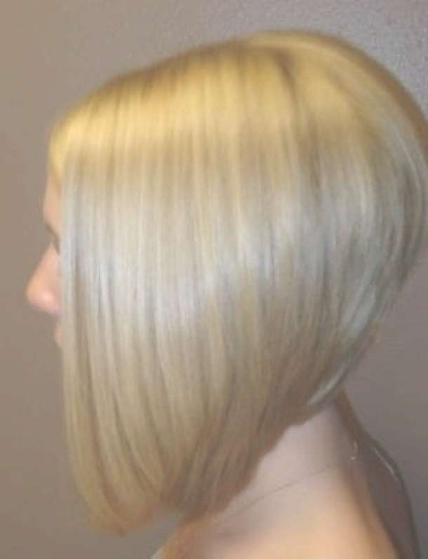 8 Best Mid Length Graduated Bob Images On Pinterest   Graduated Within Angel Bob Hairstyles (Gallery 3 of 15)