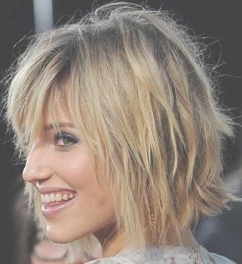 8 Bob Hairstyles: Shaggy Bob Haircut Ideas – Popular Haircuts Within Medium Length Shaggy Bob Haircuts (Gallery 8 of 15)