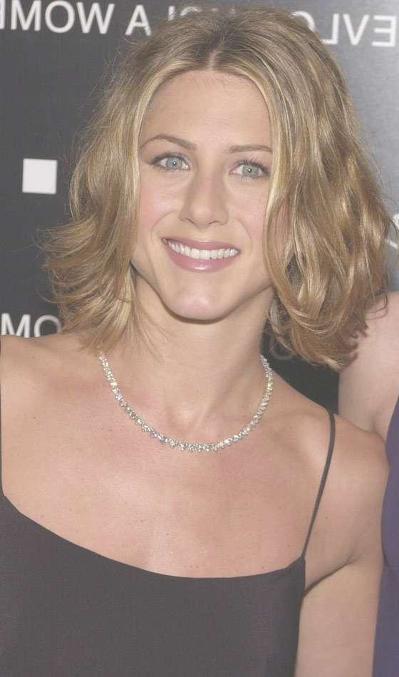 8 Famous Bob Hairstyles Of Jennifer Aniston With Rachel Green Bob Hairstyles (View 6 of 15)