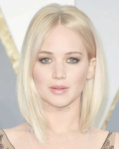 89 Of The Best Hairstyles For Fine Thin Hair For 2017 In Bleach Blonde Bob Hairstyles (Gallery 7 of 15)