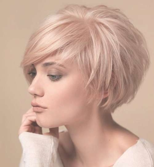 89 Of The Best Hairstyles For Fine Thin Hair For 2017 Throughout Bob Haircuts With Bangs For Fine Hair (Gallery 12 of 15)