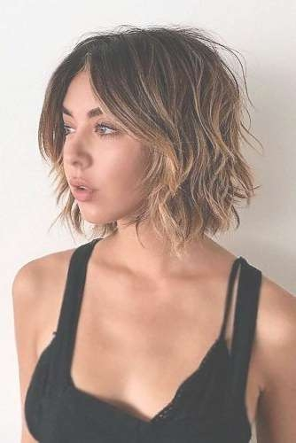 933 Best Hair Images On Pinterest | Plaits, Blonde Hair And Chignons Inside Messy Bob Haircuts (View 11 of 15)