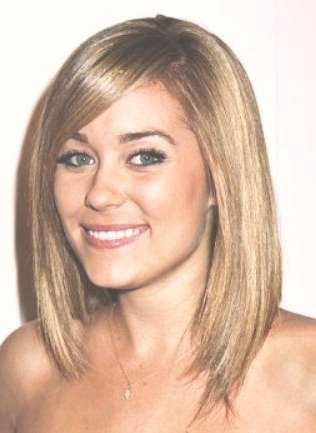 Adorable Hairstyles For Round Faces – Hairstyle For Women With Long Bob Haircuts For Round Faces (View 11 of 15)