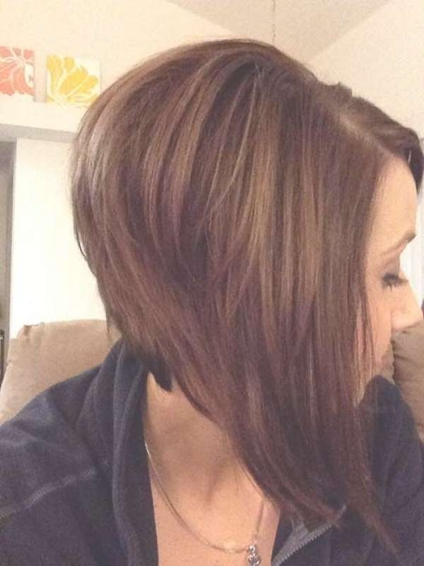 Angled Bob Hairstyles Front And Back View Hairstyles & Trends Throughout Front And Back Views Of Bob Hairstyles (View 14 of 15)