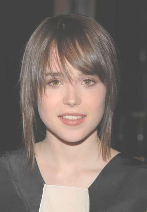Angled Bobs With Bangs | Short Hairstyles 2016 – 2017 | Most Inside Kate Beckinsale Bob Haircuts (View 4 of 15)