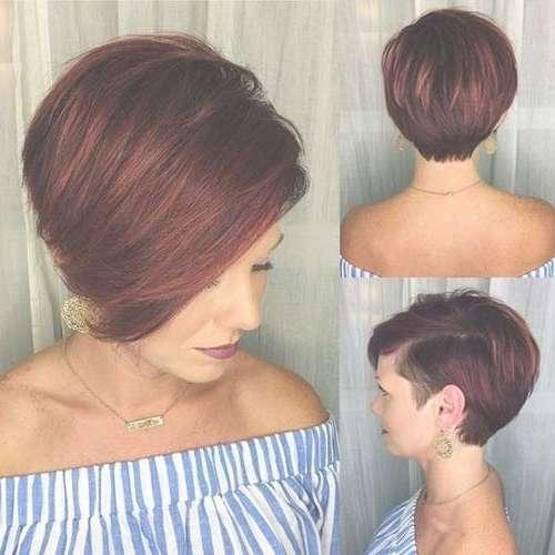 Astonishing Short Bob Haircuts For Pretty Women | Short Hairstyles Regarding Bob Haircuts (View 9 of 15)