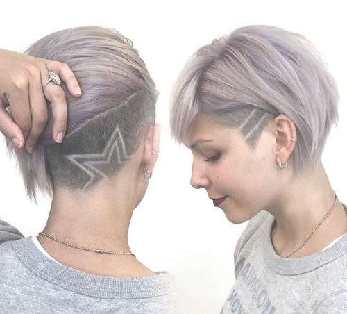 Awesome Short Undercut Bob Hairstyles – Hair Style Connections For Bob Haircuts With Undercut (View 13 of 15)