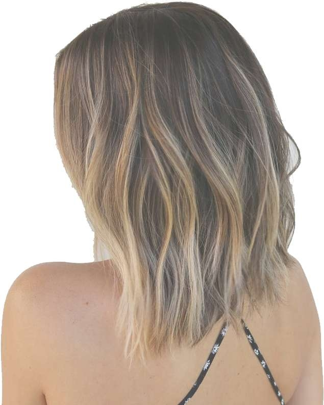 Back View Medium Bob Hairstyles With Blonde Highlights | Styles Time For Bob Hairstyles With Blonde Highlights (View 13 of 15)