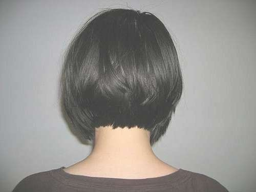 Back View Of Short Bob Haircuts | Bob Hairstyles 2017 – Short For Back View Of Bob Haircuts (View 4 of 15)