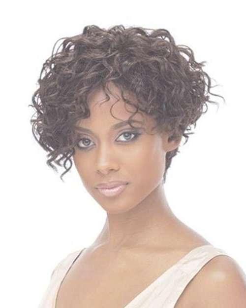 Beautiful Short Curly Weaves Curly Weave Short Bob Hair – Best Regarding Curly Short Bob Haircuts (View 14 of 15)
