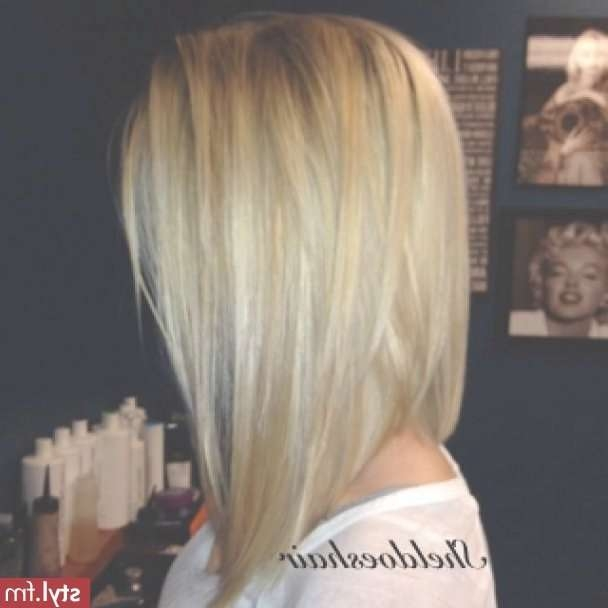 Best 25+ Angeled Bob Haircut Ideas On Pinterest | Layered Inverted Throughout Angel Bob Haircuts (View 7 of 15)