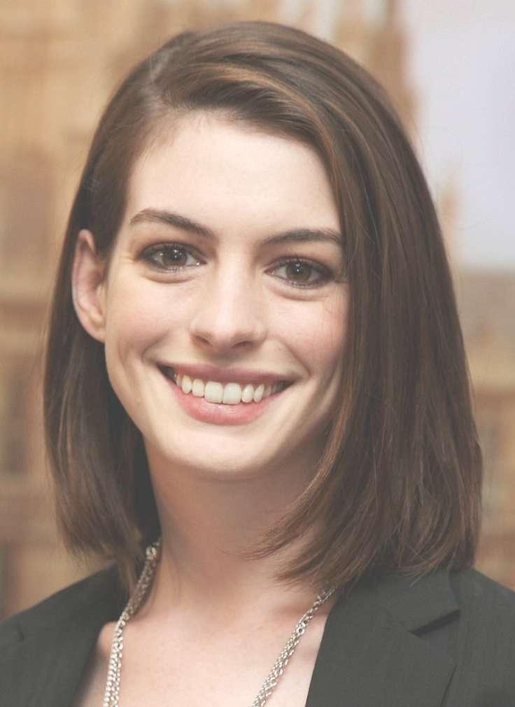 Best 25+ Anne Hathaway Haircut Ideas On Pinterest | Anne Hathaway In Anne Hathaway Bob Haircuts (View 4 of 15)