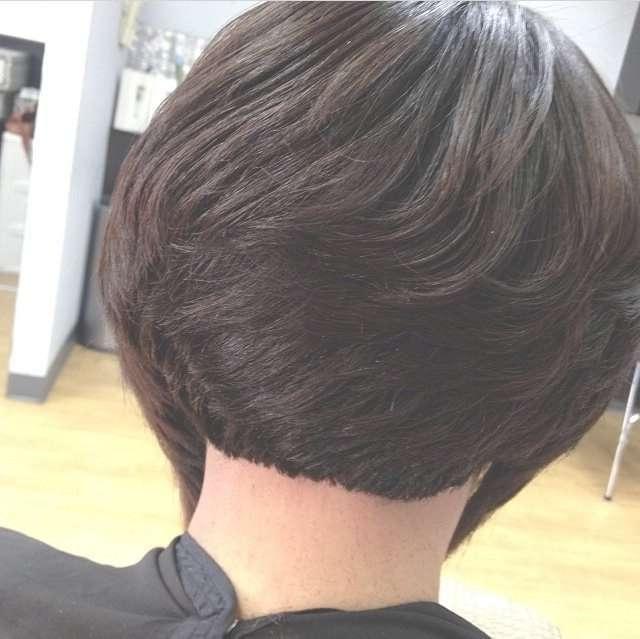 Best 25+ Black Hair Bob Ideas On Pinterest | Black Hair Cuts Regarding Layered Bob Haircuts For Black Hair (View 13 of 15)
