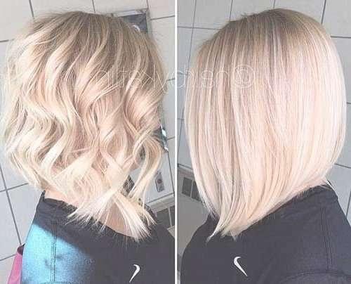 Best 25+ Blonde Bob Hair Ideas On Pinterest | Blonde Bobs, Medium Pertaining To Best Blonde Bob Hairstyles (View 5 of 15)