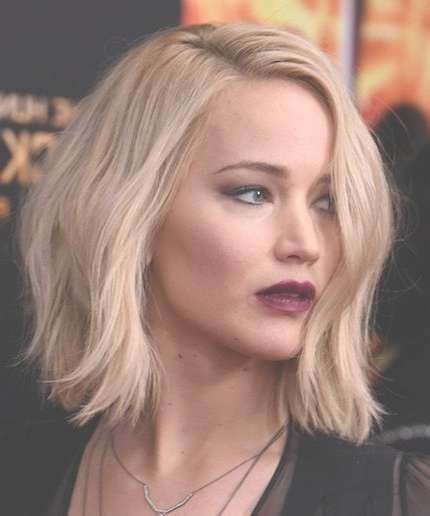Best 25+ Blonde Bob Hairstyles Ideas On Pinterest | Blonde Bobs Pertaining To Short Blonde Bob Hairstyles (View 5 of 15)