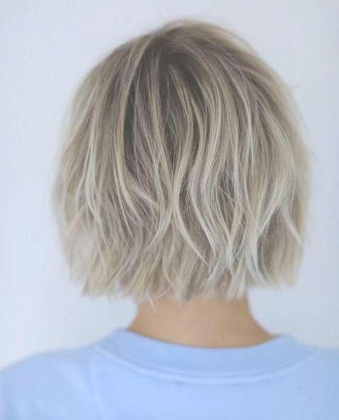 Best 25+ Blonde Bob Hairstyles Ideas On Pinterest | Blonde Bobs Throughout Blonde Bob Haircuts (View 15 of 15)