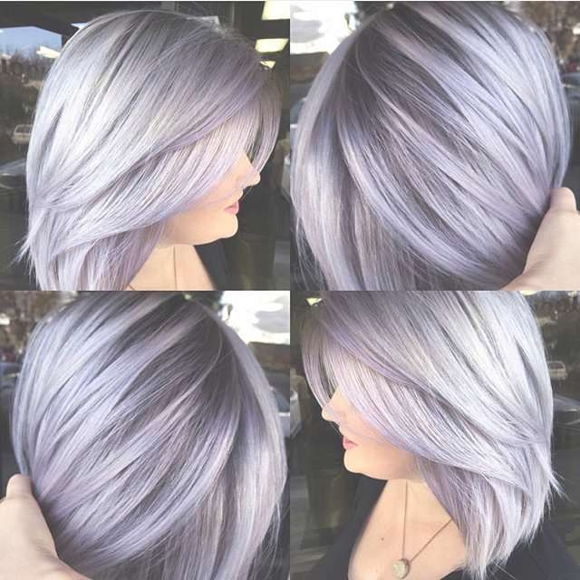 Best 25+ Bob Hair Color Ideas On Pinterest | Balayage Hair Bob Intended For Hair Color For Bob Haircuts (View 14 of 15)