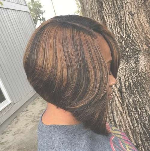 Best 25+ Bob Hair Color Ideas On Pinterest | Balayage Hair Bob Throughout Hair Color For Bob Haircuts (View 12 of 15)