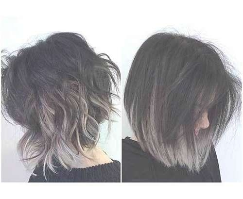 Best 25+ Bob Hair Color Ideas On Pinterest | Balayage Hair Bob With Regard To Bob Hairstyles And Colors (View 2 of 15)