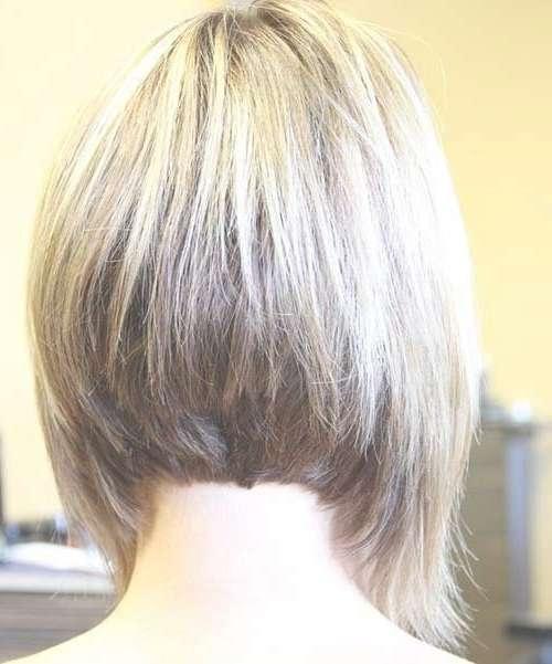 Best 25+ Bob Haircut Back Ideas On Pinterest | Shorter Length Hair Regarding Back View Of A Bob Haircuts (View 6 of 15)