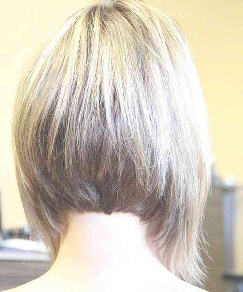 Best 25+ Bob Haircut Back Ideas On Pinterest | Shorter Length Hair Throughout Back View Of Bob Haircuts (View 10 of 15)