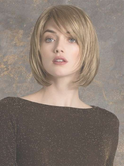 Best 25+ Bob Haircut With Bangs Ideas On Pinterest | Short Hair Intended For Bob Haircuts With Bangs For Thick Hair (View 9 of 15)