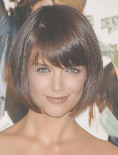 Best 25+ Bob Hairstyles With Bangs Ideas On Pinterest | Short Bobs For Short Bob Haircuts With Bangs (View 12 of 15)