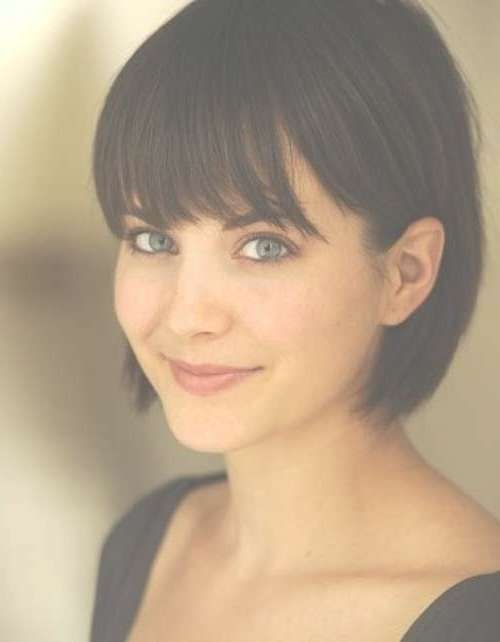 Featured Photo of Short Bob Haircuts With Bangs