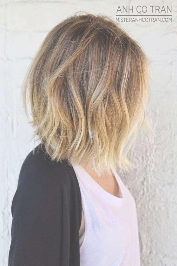 Best 25+ Bobs For Thick Hair Ideas On Pinterest | Short Bob Thick With Regard To Cute Bob Hairstyles For Thick Hair (View 4 of 15)