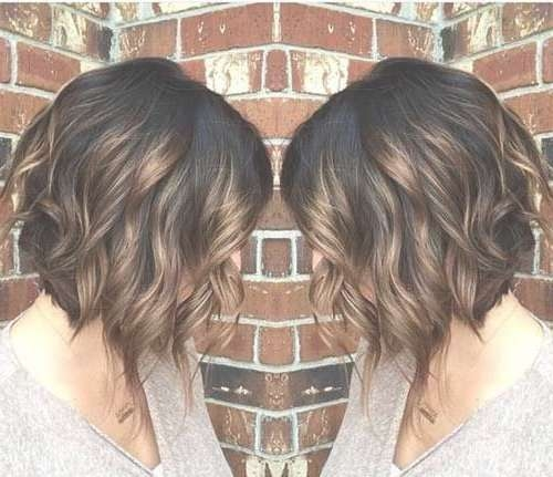 Best 25+ Brown Bob Haircut Ideas On Pinterest | Short Medium Regarding Short Brown Bob Haircuts (View 10 of 15)