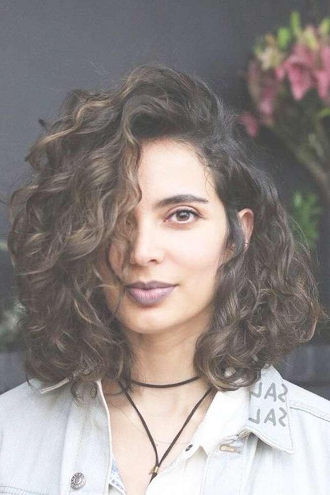 Best 25+ Curly Bob Ideas On Pinterest | Curly Bob Hairstyles Regarding Natural Curly Bob Hairstyles (View 2 of 15)