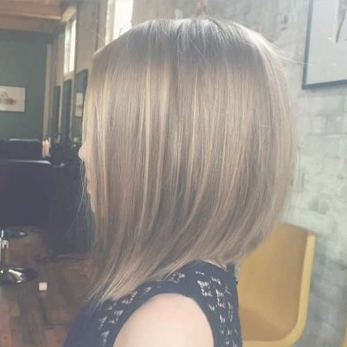 Best 25+ High Low Haircut Ideas On Pinterest | Medium Length Pertaining To High Low Bob Hairstyles (View 6 of 15)
