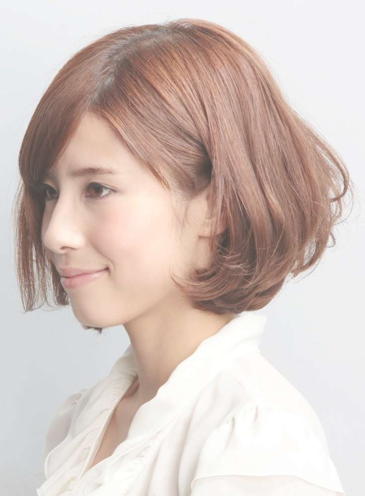 Explore Photos Of Japanese Bob Haircuts Showing 7 Of 15 Photos