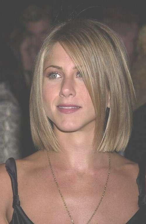 Best 25+ Jennifer Aniston Long Bob Ideas On Pinterest | Jennifer Within Rachel Green Bob Hairstyles (View 3 of 15)