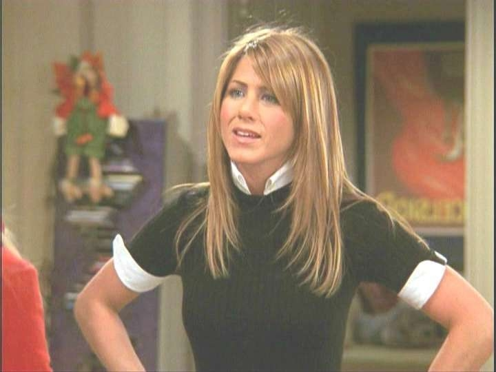 Best 25+ Jennifer Aniston Short Hair Ideas On Pinterest | Jennifer Throughout Rachel Green Bob Hairstyles (View 5 of 15)