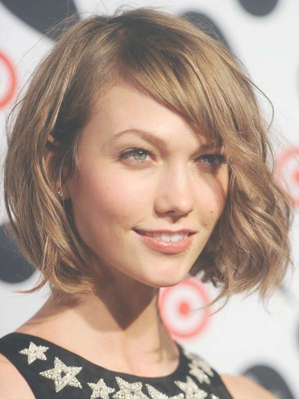 Displaying Gallery Of Karlie Kloss Bob Hairstyles View 10 Of 15 Photos