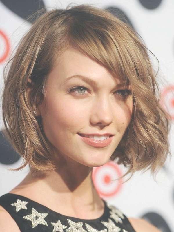 Best 25+ Karlie Kloss Short Hair Ideas On Pinterest | Karlie Kloss For Karlie Kloss Bob Hairstyles (View 10 of 15)