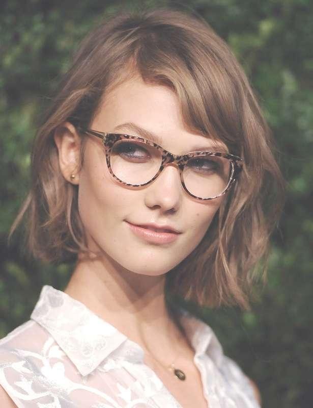 Best 25+ Karlie Kloss Short Hair Ideas On Pinterest | Karlie Kloss Intended For Karlie Kloss Bob Hairstyles (View 8 of 15)