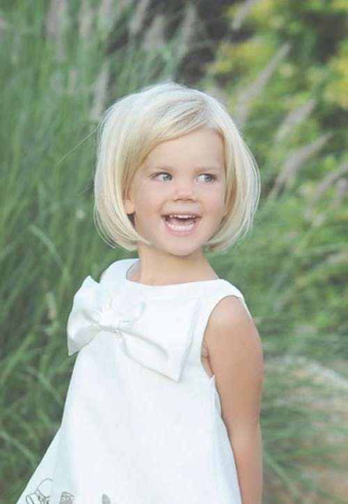 Featured Photo of Cute Bob Haircuts For Girls