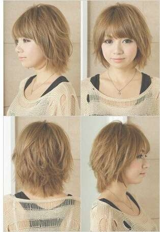 Best 25+ Layered Bob Bangs Ideas On Pinterest   Bob Hairstyles For Throughout Bob Hairstyles With Layers And Bangs (View 7 of 15)