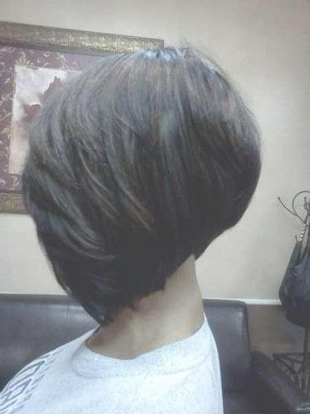 Featured Photo of Black Layered Bob Haircuts