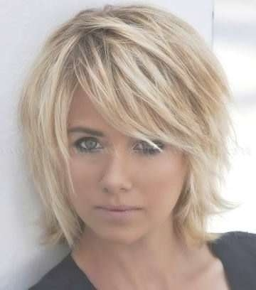 Best 25+ Layered Bob With Bangs Ideas On Pinterest | Hair Cuts For With Layered Bob Hairstyles With Bangs (View 14 of 15)