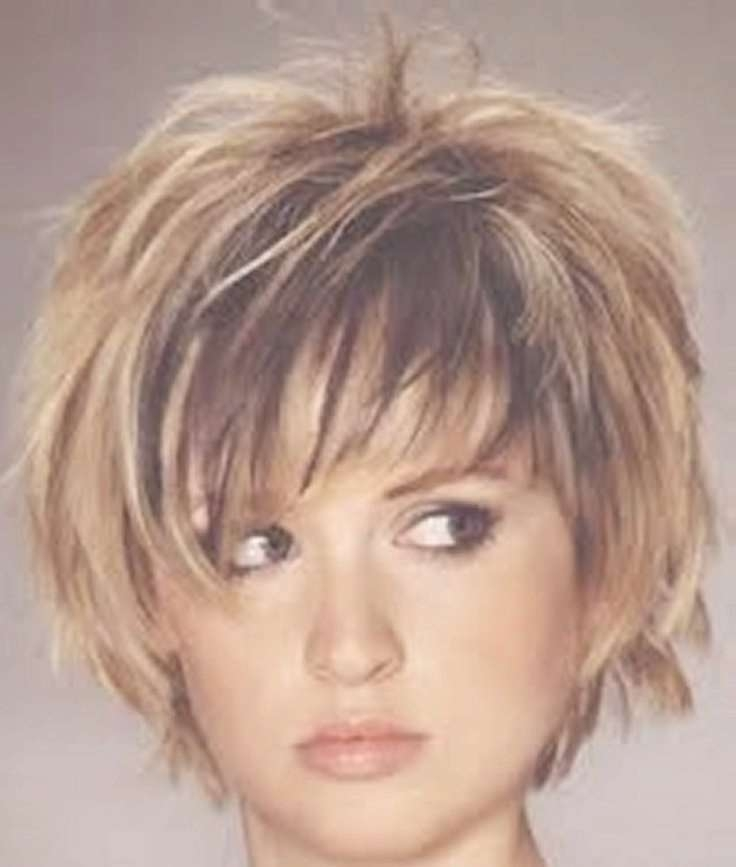 Best 25+ Layered Bob With Bangs Ideas On Pinterest | Hair Cuts For Within Layered Bob Hairstyles With Bangs (View 8 of 15)