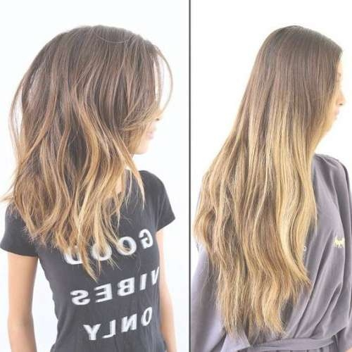 Best 25+ Long Bob Haircuts Ideas On Pinterest | Blonde Long Bob With Regard To Cute Long Bob Haircuts (View 11 of 15)