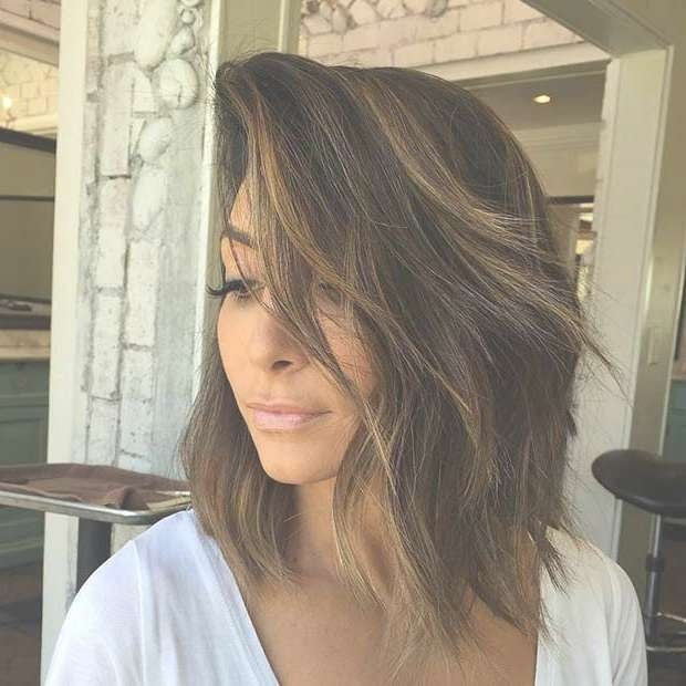 Best 25+ Long Bob Haircuts Ideas On Pinterest | Blonde Long Bob Within Long Bob Hairstyles (View 14 of 15)