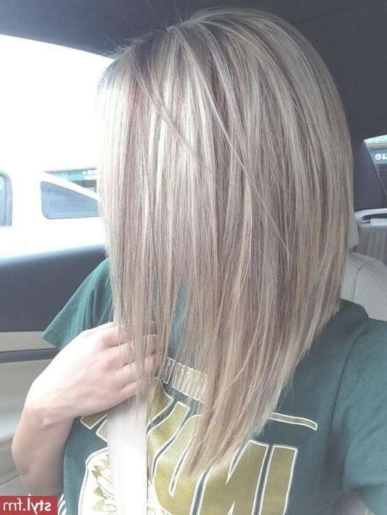 Best 25+ Long Bob Hairstyles Ideas On Pinterest | Long Bobs Pertaining To Longer Bob Haircuts (View 7 of 15)