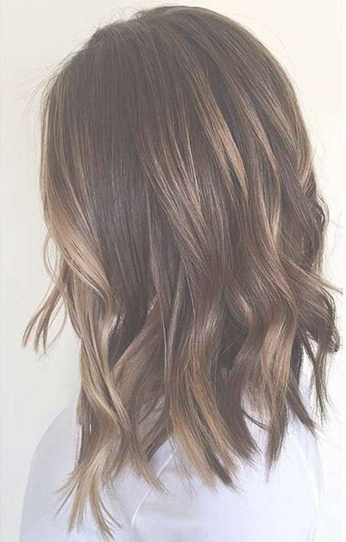 Best 25+ Long Bob Hairstyles Ideas On Pinterest | Long Bobs With Regard To Long Bob Hairstyles For Women (View 14 of 15)