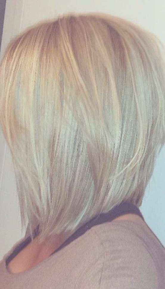 Best 25+ Long Bob With Layers Ideas On Pinterest   Long Bob Inside Long Bob Hairstyles With Layers (View 12 of 15)