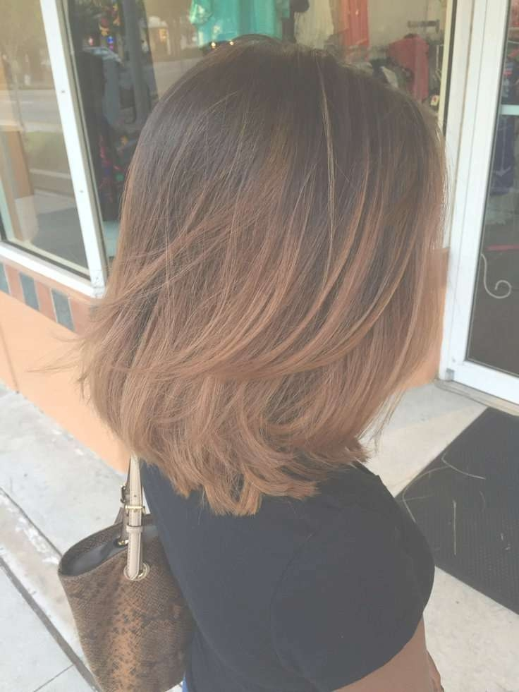 Best 25+ Long Bob With Layers Ideas On Pinterest   Long Bob Pertaining To Layered Long Bob Haircuts (View 8 of 15)