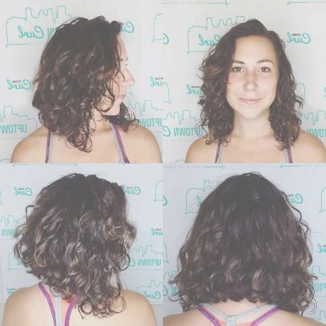 15 Best Collection of Long Bob Haircuts For Curly Hair
